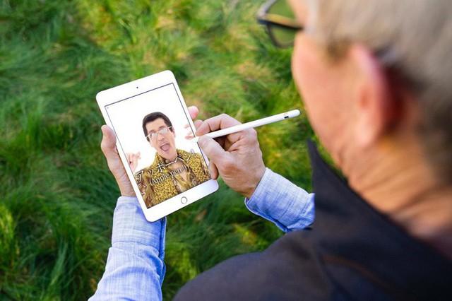 Tim Cook vừa khoe iPad mini 5 và Apple Pencil, dân tình đã kịp chế meme - Ảnh 6.