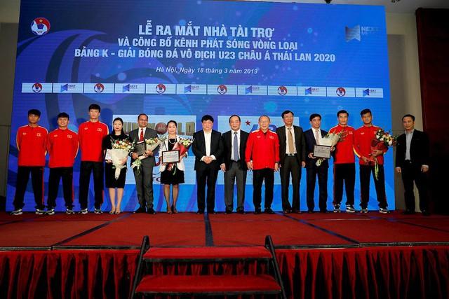 Next Media tuyên bố siết chặt bản quyền để tránh phát lậu vòng loại U23 châu Á - Ảnh 1.