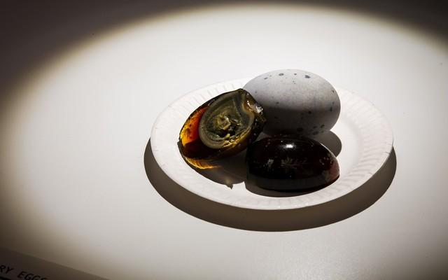 Bảo tàng kỳ lạ tại Thụy Điển: Trưng bày những thức ăn kinh dị nhất thế giới - Ảnh 3.