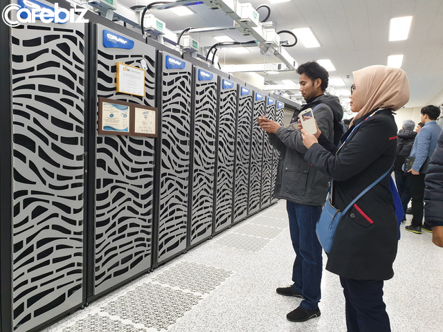 Thăm Daejeon – Thành phố thông minh lớn nhất Hàn Quốc, đất nước phủ sóng 5G đầu tiên trên thế giới với những siêu máy tính 150 triệu USD - Ảnh 4.