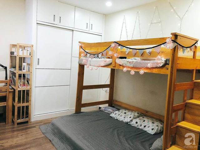 Kinh nghiệm thú vị biến căn hộ đi thuê thành tổ ấm siêu đẹp với chi phí cực tiết kiệm của mẹ hai con Hà Thành - Ảnh 18.