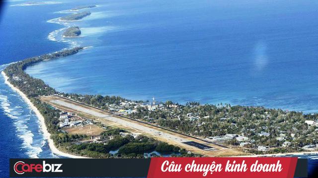 """Quốc đảo Tuvalu - Nền kinh tế kỳ lạ: Hết dựa vào cho thuê đầu số đẹp cho dịch vụ trò chuyện khiêu dâm, lại sống nhờ bán bản quyền tên miền """".tv"""" - Ảnh 3."""