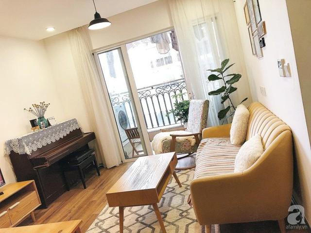 Kinh nghiệm thú vị biến căn hộ đi thuê thành tổ ấm siêu đẹp với chi phí cực tiết kiệm của mẹ hai con Hà Thành - Ảnh 3.