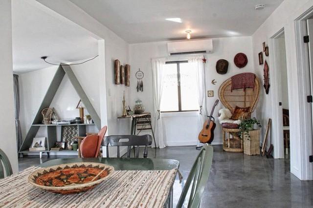 Sở hữu một mảnh đất nhỏ, chủ nhân của ngôi nhà tự thiết kế khéo đến nỗi kiến trúc sư cũng phải khâm phục  - Ảnh 3.