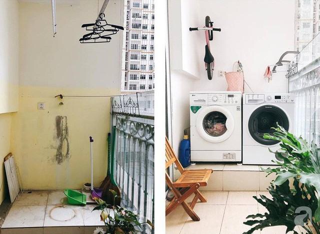 Kinh nghiệm thú vị biến căn hộ đi thuê thành tổ ấm siêu đẹp với chi phí cực tiết kiệm của mẹ hai con Hà Thành - Ảnh 23.