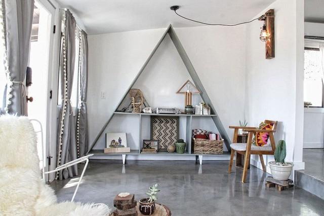 Sở hữu một mảnh đất nhỏ, chủ nhân của ngôi nhà tự thiết kế khéo đến nỗi kiến trúc sư cũng phải khâm phục  - Ảnh 4.