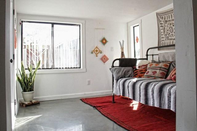 Sở hữu một mảnh đất nhỏ, chủ nhân của ngôi nhà tự thiết kế khéo đến nỗi kiến trúc sư cũng phải khâm phục  - Ảnh 5.
