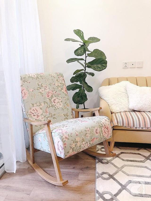 Kinh nghiệm thú vị biến căn hộ đi thuê thành tổ ấm siêu đẹp với chi phí cực tiết kiệm của mẹ hai con Hà Thành - Ảnh 7.