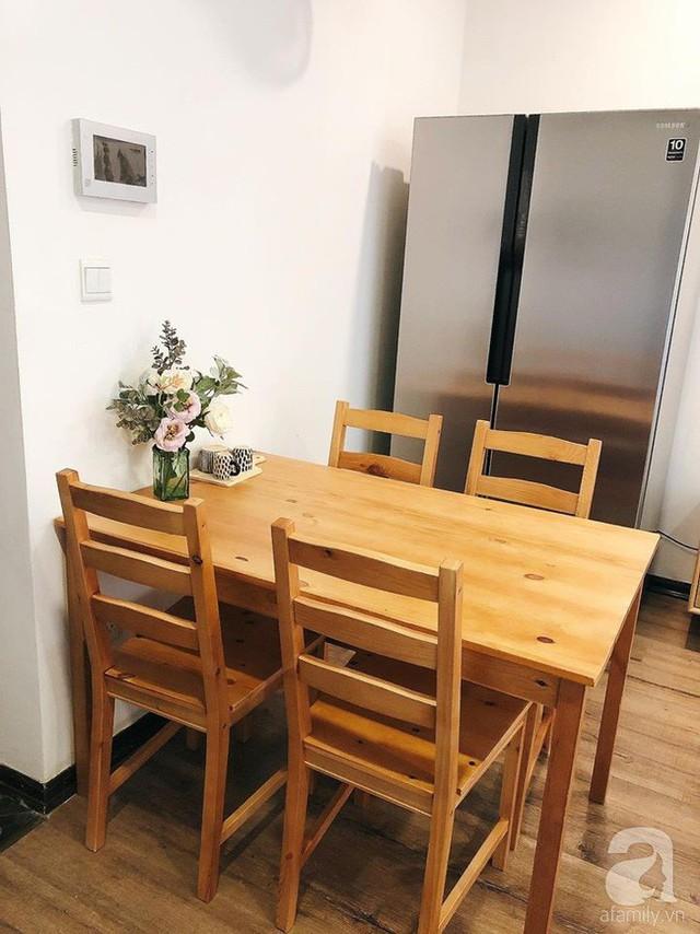 Kinh nghiệm thú vị biến căn hộ đi thuê thành tổ ấm siêu đẹp với chi phí cực tiết kiệm của mẹ hai con Hà Thành - Ảnh 9.