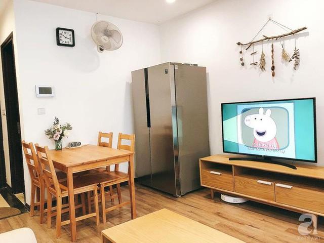 Kinh nghiệm thú vị biến căn hộ đi thuê thành tổ ấm siêu đẹp với chi phí cực tiết kiệm của mẹ hai con Hà Thành - Ảnh 10.