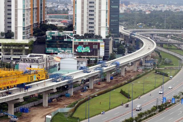 Tp.HCM tạm ứng hơn 2.000 tỷ đồng cho tuyến metro Bến Thành – Suối Tiên - Ảnh 1.