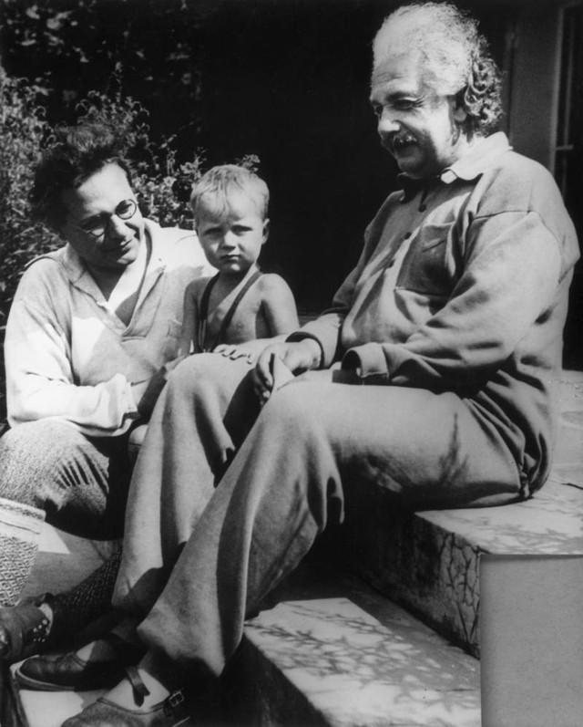 Người con mang 'gien xấu' của thiên tài Albert Einstein - Ảnh 4.
