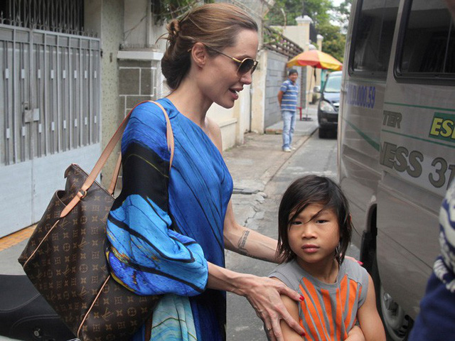 Nhờ hành động đặc biệt này, Pax Thiên là đứa con được Angelina Jolie yêu thương nhất - Ảnh 1.