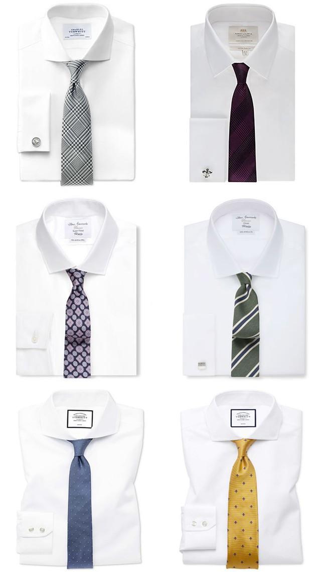 Đàn ông thành đạt nhất định coi trọng vẻ bề ngoài: Đây là bài viết đầy đủ nhất về cách kết hợp sơ mi & cà vạt, bạn nên nắm rõ - Ảnh 2.