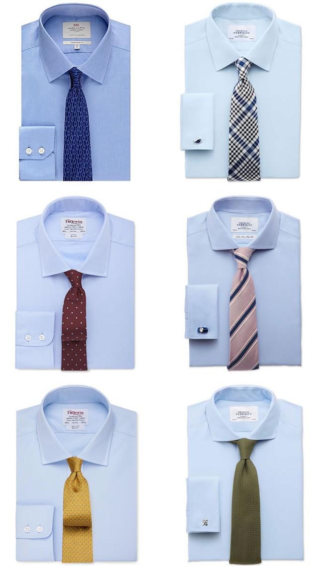 Đàn ông thành đạt nhất định coi trọng vẻ bề ngoài: Đây là bài viết đầy đủ nhất về cách kết hợp sơ mi & cà vạt, bạn nên nắm rõ - Ảnh 3.