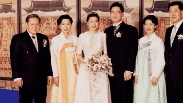 Vén màn cuộc hôn nhân vì lợi ích kín tiếng của thái tử Samsung và ái nữ tập đoàn đối thủ - Ảnh 4.