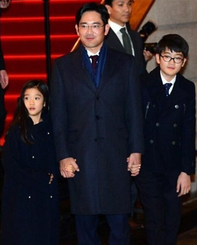 Vén màn cuộc hôn nhân vì lợi ích kín tiếng của thái tử Samsung và ái nữ tập đoàn đối thủ - Ảnh 5.