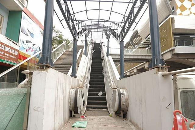 Sau nhiều lần lỡ hẹn, đường sắt Cát Linh-Hà Đông đang xây dựng thế nào? - Ảnh 10.