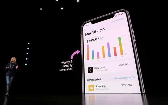Apple ra mắt thẻ tín dụng của riêng mình, không có dãy số tài khoản, không có mã CVV - Ảnh 2.