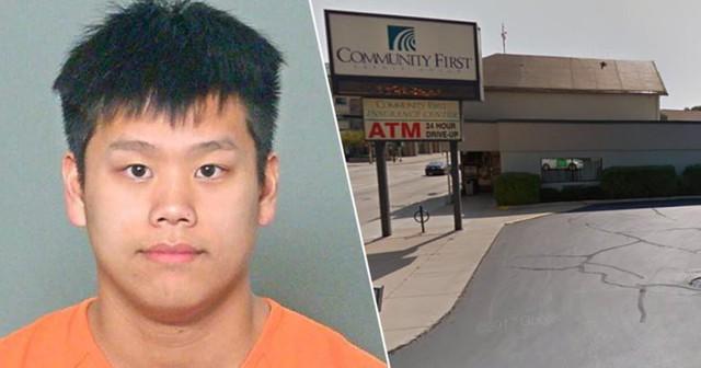 Cuộc sống quá nhàm chán, thanh niên 19 tuổi đi cướp ngân hàng để tìm 'điều gì đó mới mẻ hơn' - Ảnh 1.