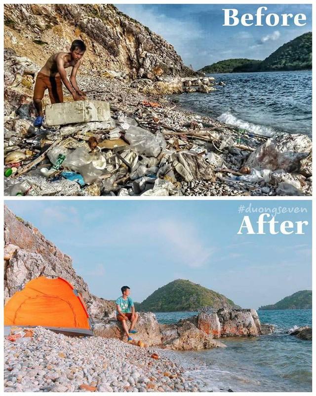 #ChallengeForChange: Nói dọn rác là làm màu cũng được, vì chúng mình sẽ... làm màu cho đến khi hết rác! - Ảnh 1.