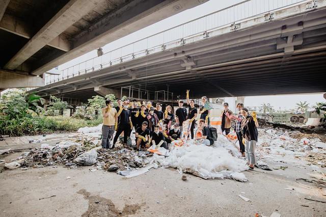 #ChallengeForChange: Nói dọn rác là làm màu cũng được, vì chúng mình sẽ... làm màu cho đến khi hết rác! - Ảnh 12.