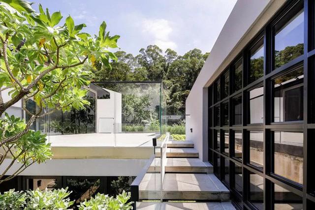 Ngôi nhà độc đáo không có mái giành huy chương vàng trong cuộc thi thiết kế nội thất - Ảnh 14.