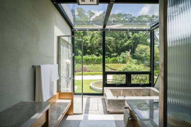 Ngôi nhà độc đáo không có mái giành huy chương vàng trong cuộc thi thiết kế nội thất - Ảnh 16.