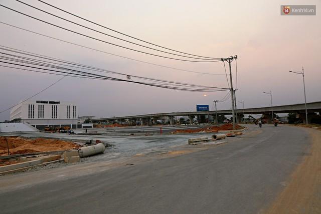 Cận cảnh bến xe Miền Đông lớn nhất Việt Nam đang dần thành hình, tổng vốn đầu tư 4 nghìn tỷ - Ảnh 8.