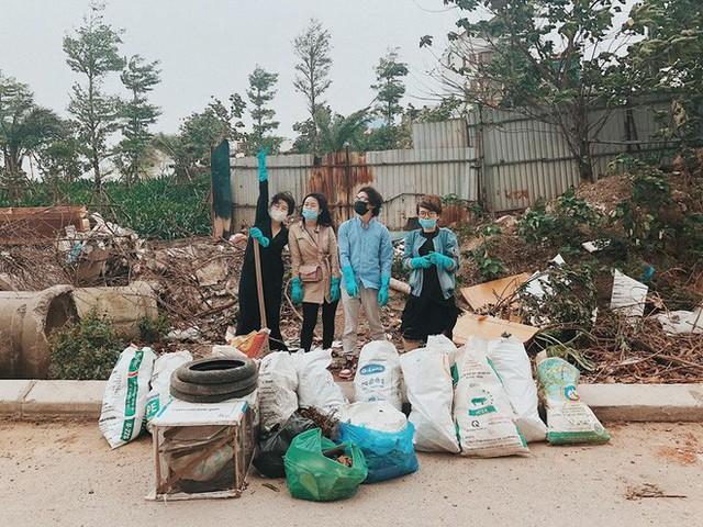 #ChallengeForChange: Nói dọn rác là làm màu cũng được, vì chúng mình sẽ... làm màu cho đến khi hết rác! - Ảnh 9.