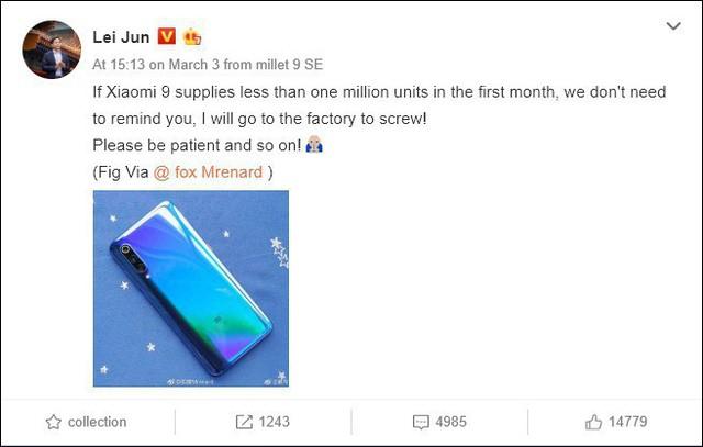 CEO Xiaomi cần kiệm bậc nhất thế giới: Làm tỷ phú vẫn ngồi máy bay hạng phổ thông, dùng Mi Max, từng xin lỗi mọi người vì nói tiếng Anh kém - Ảnh 9.