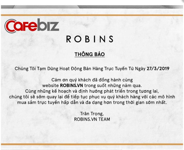 """Sau 3 năm mua lại Zalora, ông lớn"""" Robins của Thái Lan đã phải dừng bước trên chiến trường TMĐT Việt Nam - Ảnh 1."""