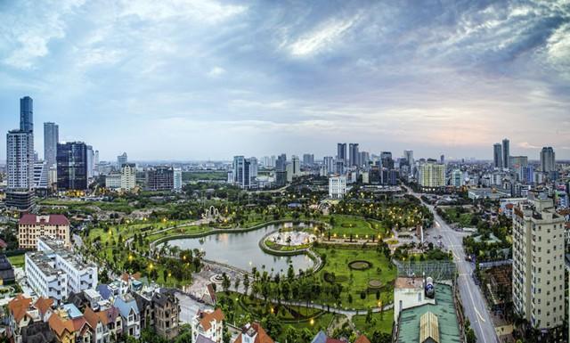 Thoát khỏi nỗi ám ảnh Hà Nội không vội được đâu, lần đầu tiên Hà Nội vượt TPHCM, lọt top 10 tỉnh thành có chỉ số năng lực cạnh tranh cao nhất cả nước - Ảnh 1.