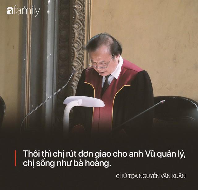 Những điều đặc biệt về vị chủ tọa trong phiên tòa vụ ly hôn nghìn tỷ của Trung Nguyên - Ảnh 1.