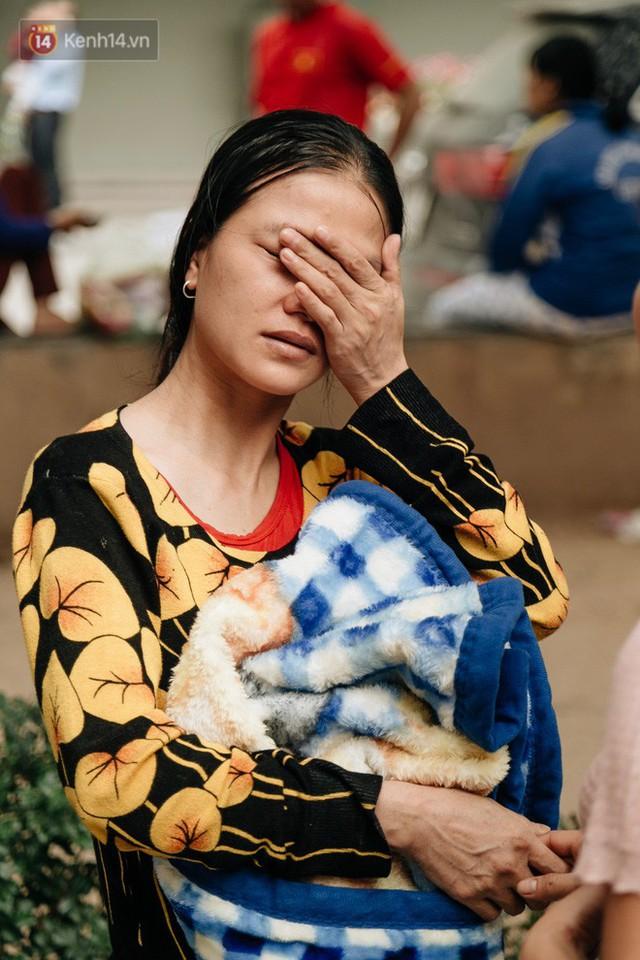Mẹ bật khóc vì con trai 13 tuổi đạp xe không phanh vượt 100km từ Sơn La tới Hà Nội thăm em bị ốm: May mắn là con không sao... - Ảnh 8.