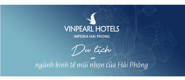 Vinpearl Hotel Imperia Hải Phòng: Viên ngọc dưới ánh mặt trời - Ảnh 2.
