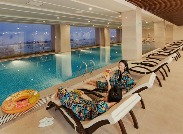 Vinpearl Hotel Imperia Hải Phòng: Viên ngọc dưới ánh mặt trời - Ảnh 10.