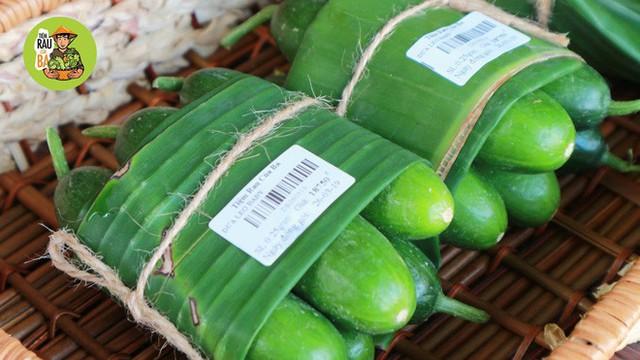 Sau Chiang Mai, các cửa hàng rau ở Việt Nam cũng bắt đầu chiến dịch hạn chế túi nilon - Ảnh 3.