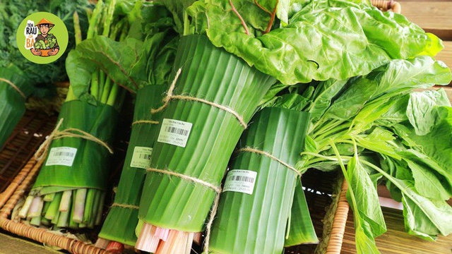 Sau Chiang Mai, các cửa hàng rau ở Việt Nam cũng bắt đầu chiến dịch hạn chế túi nilon - Ảnh 4.