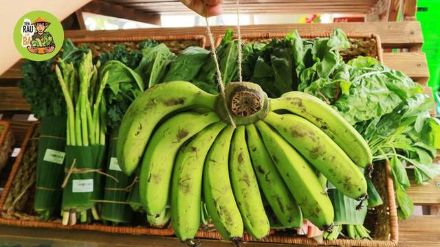 Sau Chiang Mai, các cửa hàng rau ở Việt Nam cũng bắt đầu chiến dịch hạn chế túi nilon - Ảnh 5.