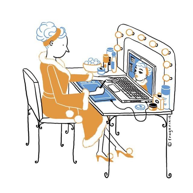 Có công nghệ thì thích thật đấy nhưng xem thử nó đã biến bạn thành những người kì cục như thế nào? - Ảnh 7.