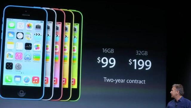 """Nhìn lại """"thảm họa"""" iPhone 5c – Apple lụi tàn khi không còn """"đắt xắt ra miếng"""" - Ảnh 5."""