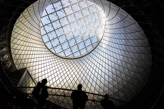 35 kiệt tác kiến trúc nên thấy một lần trong đời - Ảnh 2.