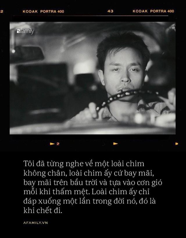 16 năm ngày mất Trương Quốc Vinh: Chuyện về một loài chim không chân, chỉ đáp xuống đất một lần khi chết - Ảnh 12.