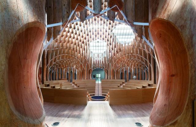 35 kiệt tác kiến trúc nên thấy một lần trong đời - Ảnh 13.
