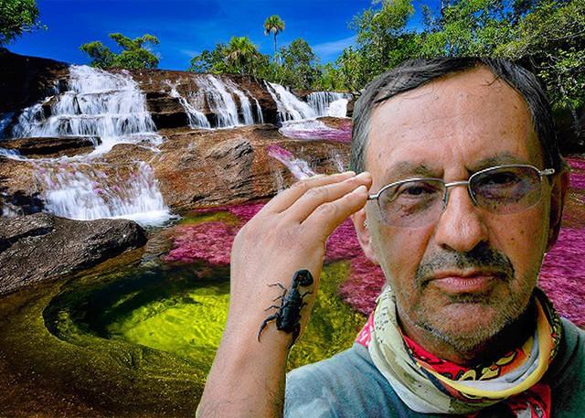 Đây là con sông đẹp nhất thế giới: Lung linh 5 màu sắc, được mệnh danh là cầu vồng sống vi diệu nhất - Ảnh 14.