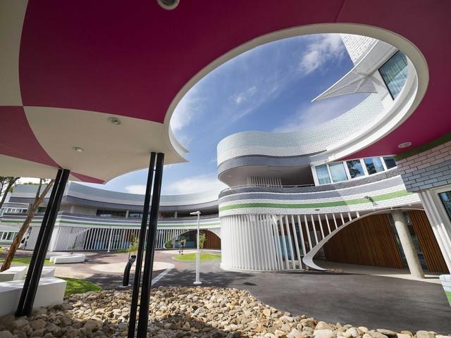 35 kiệt tác kiến trúc nên thấy một lần trong đời - Ảnh 3.