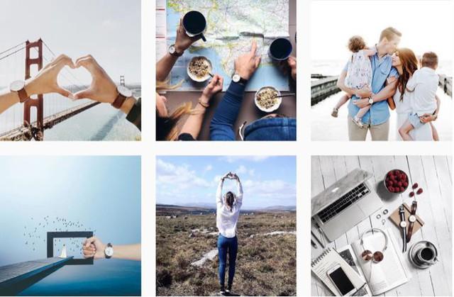 """Mẫu mã và công nghệ """"tầm thường"""", chỉ dựa vào Instagram, đồng hồ Daniel Wellington trở thành thế lực thời trang nhờ chiến lược marketing 0 đồng - Ảnh 4."""