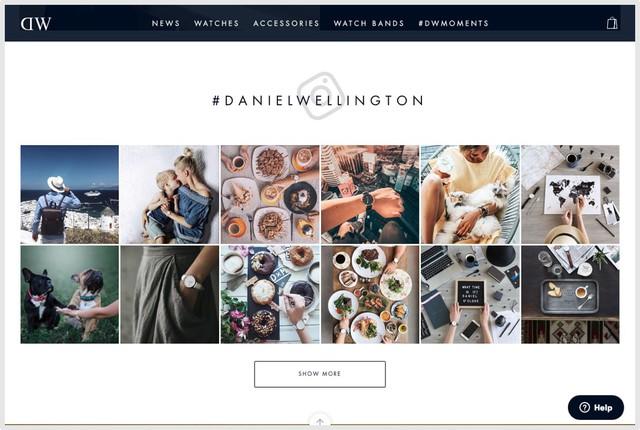 """Mẫu mã và công nghệ """"tầm thường"""", chỉ dựa vào Instagram, đồng hồ Daniel Wellington trở thành thế lực thời trang nhờ chiến lược marketing 0 đồng - Ảnh 7."""