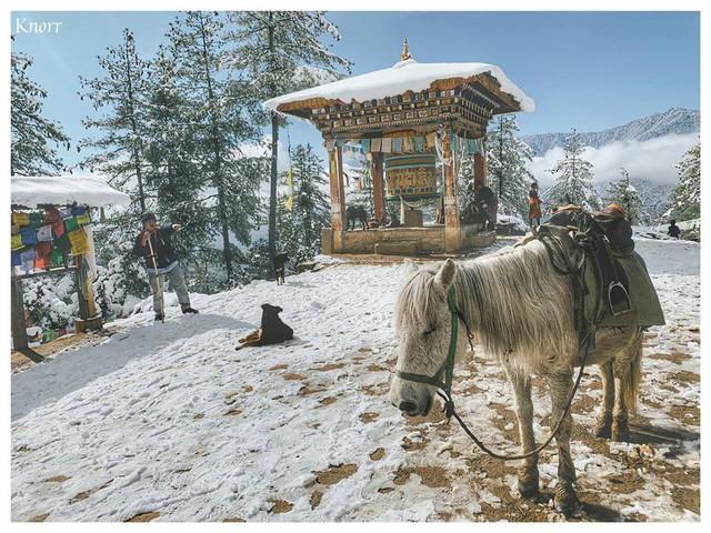 Khám phá đất nước hạnh phúc nhất thế giới: Muốn biết bình yên trông như thế nào thì hãy đến Bhutan! - Ảnh 1.